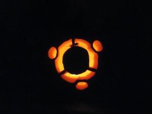 Dual-Boot Pumpkin Front (lights off)