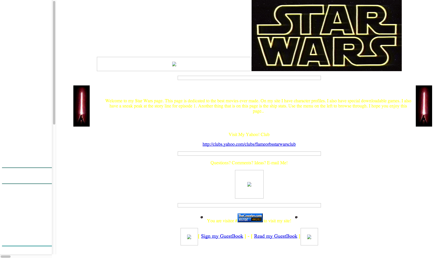 Star Wars Restoration - Before